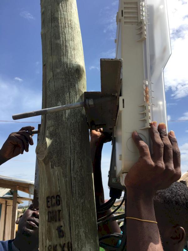 CLOU meter box installation 3
