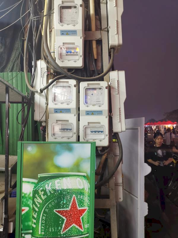 CLOU meter box installation 5