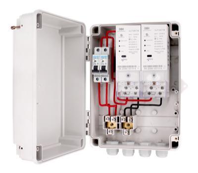 meter box CL758WK