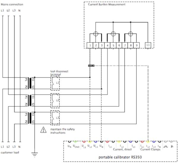 Rs350 Ct Burden Wiring Diagram